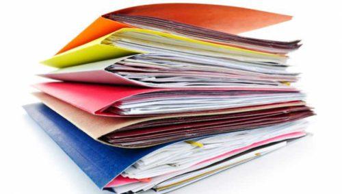 Бумаги, которые предоставляются для вступления в наследство относительно конкретного вида имущества