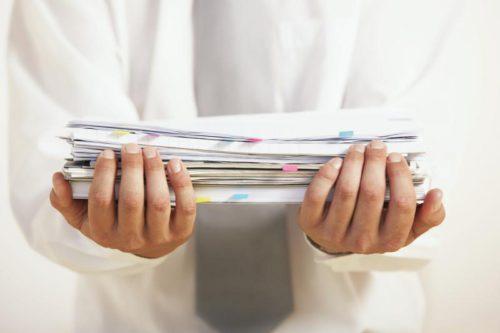 Документы для вступления в наследство через суд