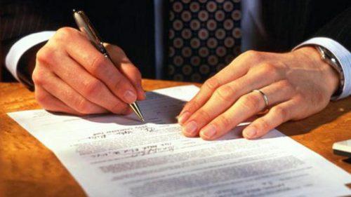 Правила наследования после смерти супруга