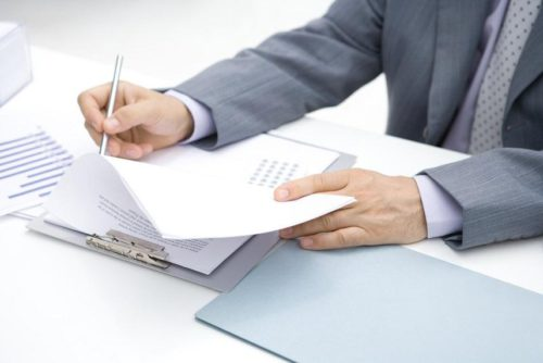 Оценка по документам