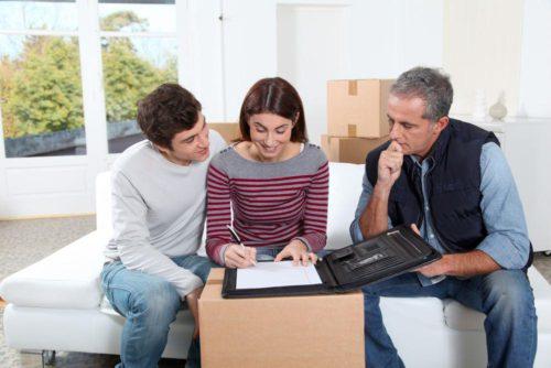 Оформление договора дарения на дом