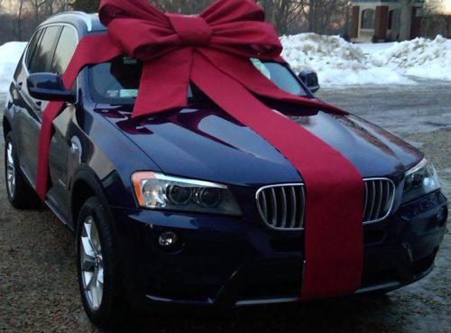 Порядок оформления дарственной на автомобиль