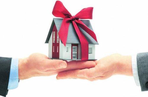Порядок и правила оформления дарственной на квартиру