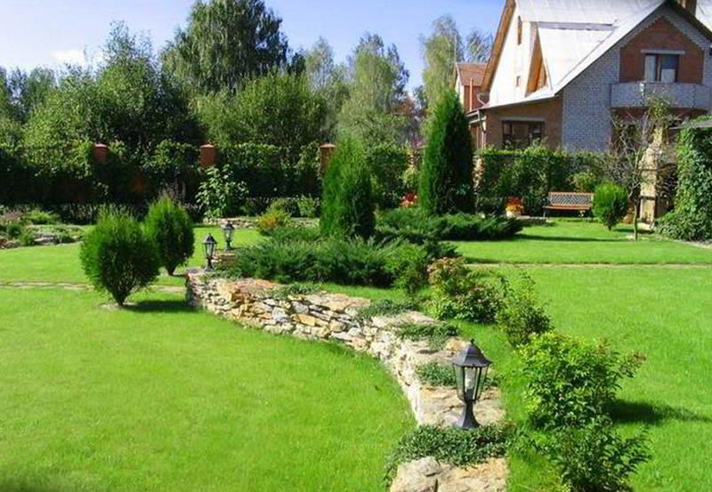 Спецификация обременения земельного участка