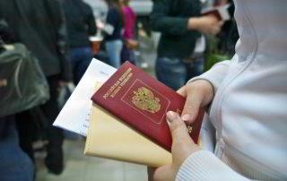 Общие документы для смены регистрации