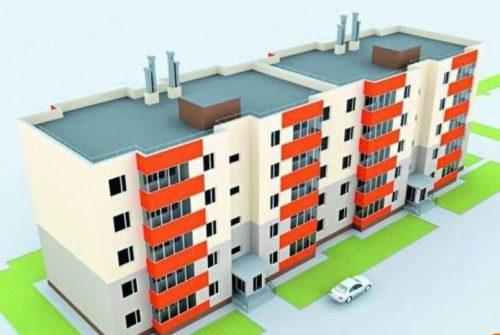 Оформление земельного участка под многоквартирным жилым домом