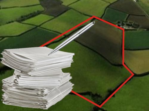 Правила оформления дарственной на земельный участок