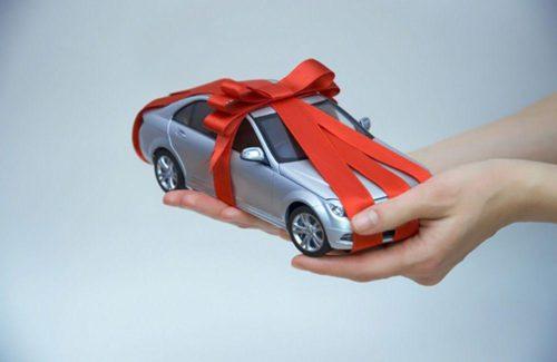 Правила составления договора дарения автомобиля